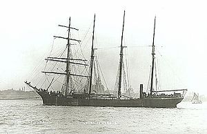 Southern Whaling and Sealing Company - SV 'Sound of Jura' (1896)