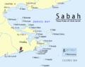Sabah-Islands-DarvelBay PulauKalumpang-Pushpin.png