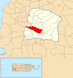 Sabana Grande Abajo Barrio of San Germán, Puerto Rico