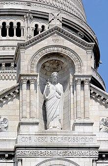 Le Paris Sacré dans Paris 220px-Sacre_Coeur_cor_Jesu-DSC_1455w