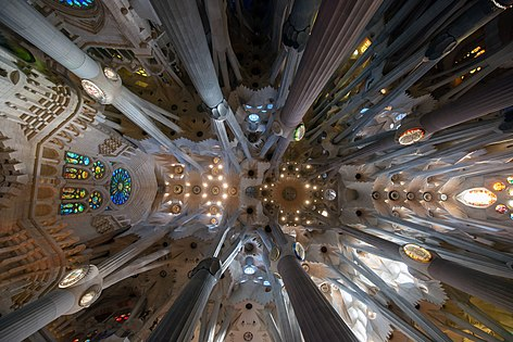 Image result for creative common photos of La Sagrada Familia