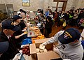 Sailors conduct a community service project. (12370597133).jpg