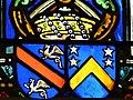 Saint-Aubin-de-Cadelech Cadelech chapelle armoiries de Baillet.jpg