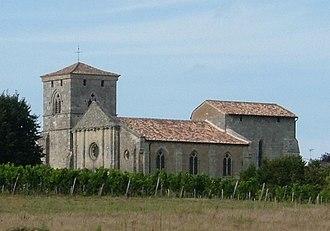 Saint-Ciers-de-Canesse - Image: Saint Ciers de Canesse 1