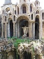 Saint-Cyr-au-Mont-d'Or - Ermitage du Mont Cindre - Jardin de prière, sculture 07.jpg