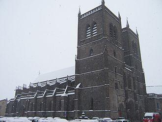 Roman Catholic Diocese of Saint-Flour - Image: Saint Flour Cathedral