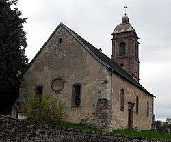 Saint-Julien-lès-Montbéliard, Temple protestant 1.jpg