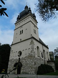 Saint Paraskevi of Iconium church, Lviv (5).jpg