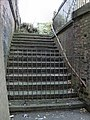 Salisbury - Stairs To Nowhere - geograph.org.uk - 1036885.jpg