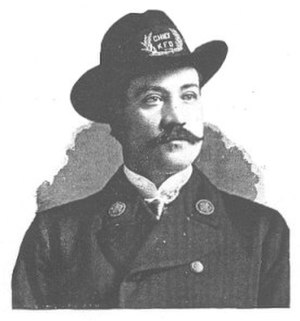 International Association of Fire Chiefs - Boyd was president in 1924