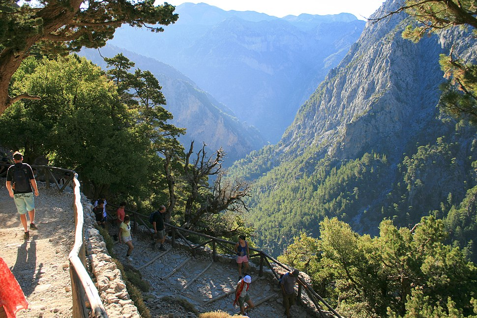 Samaria Gorge 03