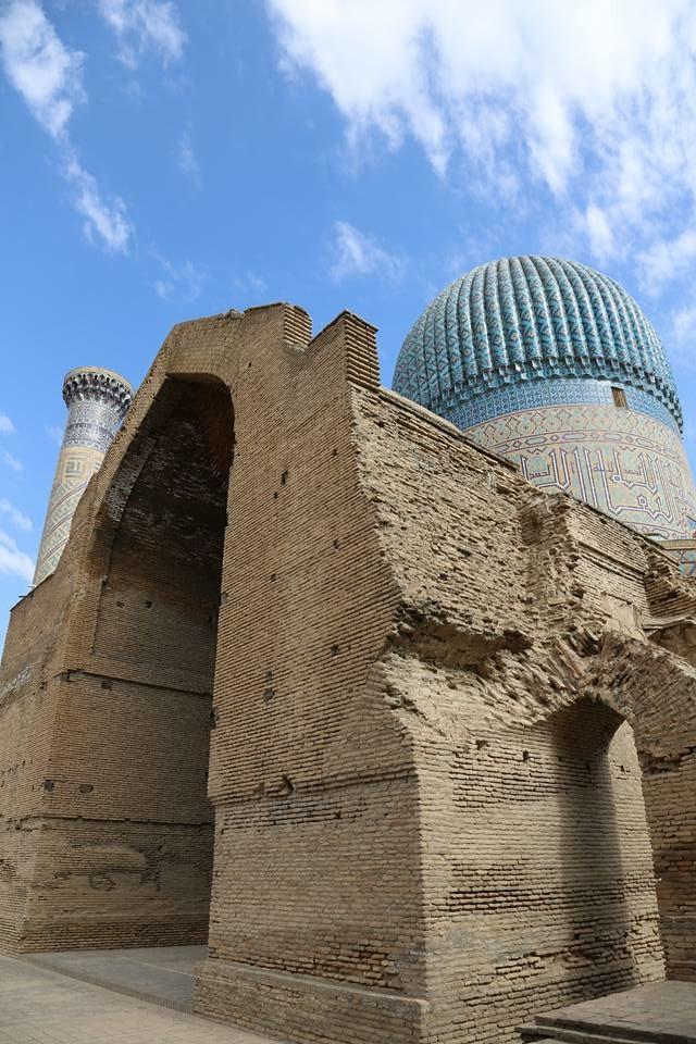 Samarkand city sights7