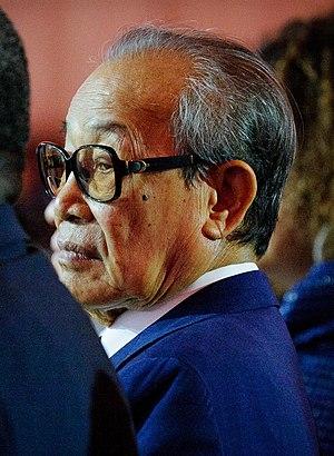 Kong Sam Ol - Kong Sam Ol in 2015
