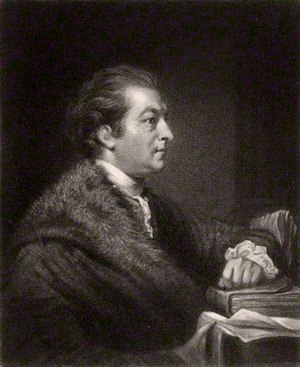 Samuel Dyer (translator) - Samuel Dyer, 1836 mezzotint by Samuel William Reynolds, after Joshua Reynolds.