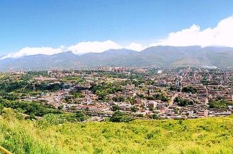 San Cristóbal, Táchira - San Cristóbal Panorama