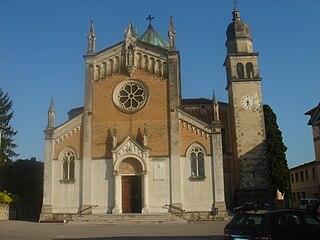 San Fior Comune in Veneto, Italy