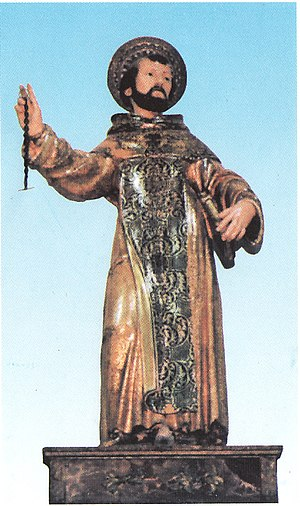 Leonard of Noblac - Image: San leonardo abate