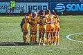 San lorenzo rosario central futbol femenino titi nicola 06.jpg