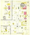 Sanborn Fire Insurance Map from Arlington, Tarrant County, Texas. LOC sanborn08409 002-1.jpg