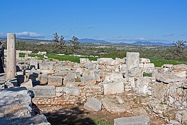 Sanctuary of Apollo Hylates east complex 2010.jpg