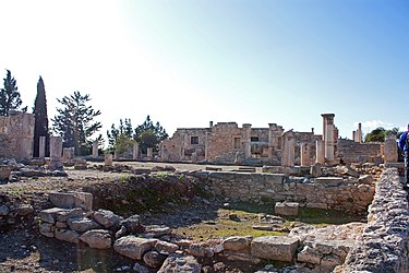 Sanctuary of Apollo Hylates southeast 2010.jpg