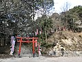 Sando of Tenkai Inari Shrine in Dazaifu Temman Shrine 2.jpg