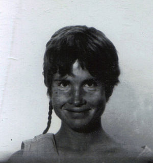 Sandra Good - Mug shot taken in 1969