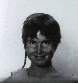 Sandra Good Follower of Charles Manson