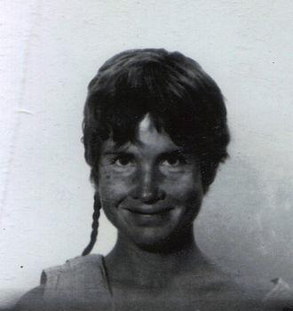 Sandra Good - Mug shot taken in 1969