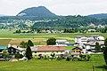 Sankt Jakob im Rosental mit Blick zum Kathreinkogel, Kärnten.jpg