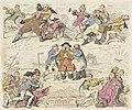 Sansculotten voeden Europa met het brood van de vrijheid, 1793 Sans-culottes, feeding Europe with the Bread of Liberty (titel op object), RP-P-1908-5715.jpg