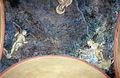 Santa cecilia, resti di affreschi della scuola dell'aspertini, redentore e angeli 03.JPG