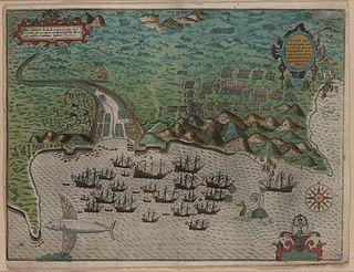 Capture of Santiago (1585)
