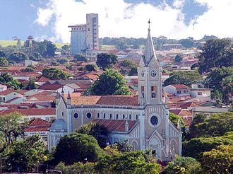 Avaré, São Paulo - Shrine Our Lady of the Pains of Avaré