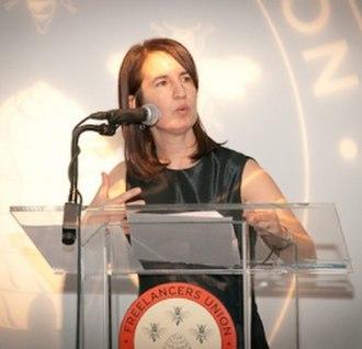 Sara Horowitz - Horowitz Freelancers Union 2010 Annual Benefit