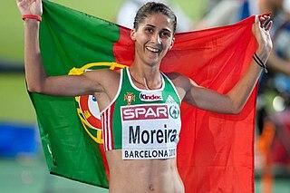 Sara Moreira Portuguese long-distance runner