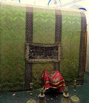 Sarah the Mosque of Abraham