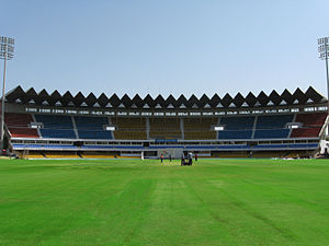 2010 Indian Premier League - Image: Sardar Patel Stadium
