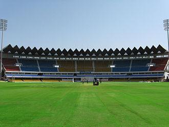 2010 Indian Premier League - Image: Sardar Patel Stadium