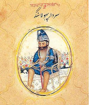 Akali Phula Singh - Image: Sardar Phula Singh