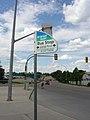 Saskatoon Transit Bus Stop Sign.JPG