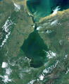 Satelites image of Lake Maracaibo.png