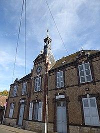 Saumeray mairie Eure-et-Loir France.jpg