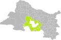 Sausset-les-Pins (Bouches-du-Rhône) dans son Arrondissement.png