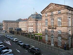 Rohan Castle - Town façade