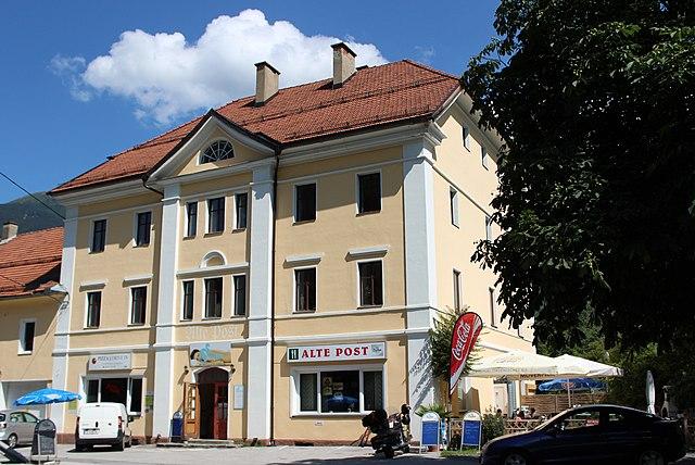 Schönberg im Stubaital