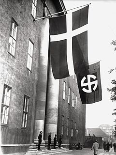 Denmark in World War II German military occupation of Denmark during World War II