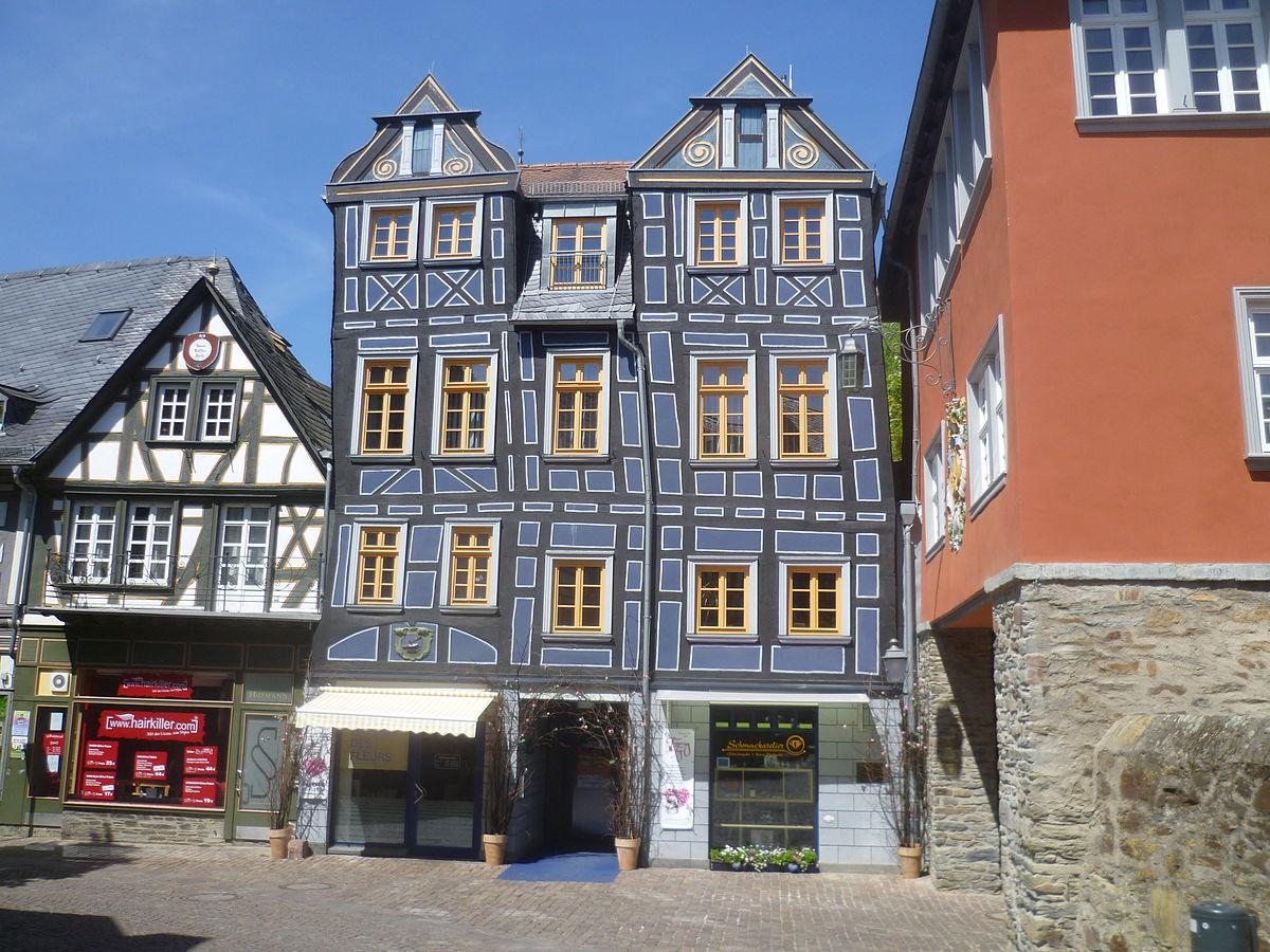 Schiefes Haus (Idstein) – Wikipedia