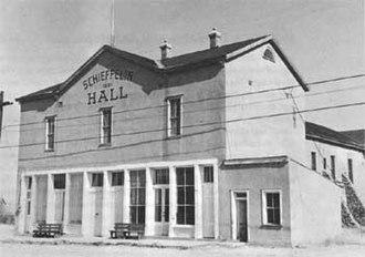 Schieffelin Hall - Schieffelin Hall