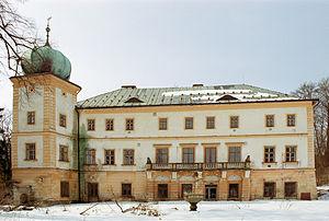 Adršpach - Adršpach Manor House